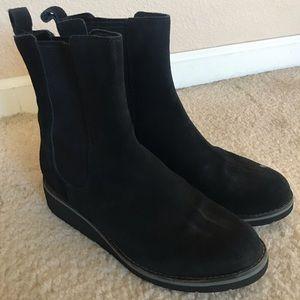 Cole haan Nike Air waterproof suede boots